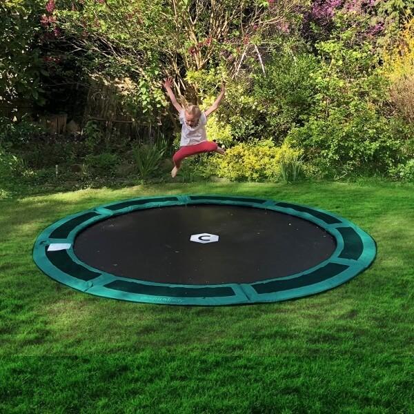 10ft Round In Ground Trampoline, In Ground Trampoline Cost