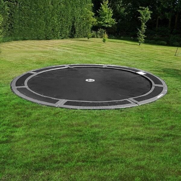 12ft Round In Ground Trampoline, In Ground Trampoline Cost